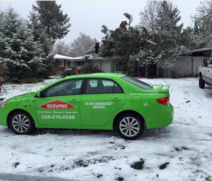 SERVPRO Is Always 'Here to Help' in Spokane, WA