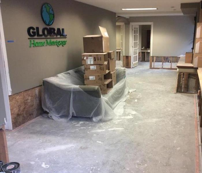 Commercial Water Damage Restoration in Spokane