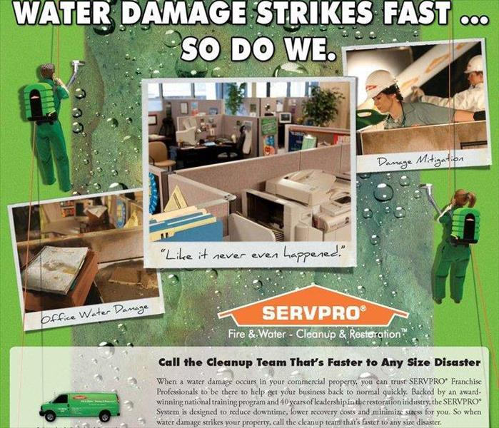 Water Damage Flood Cleanup To Protect Air Quality In Spokane