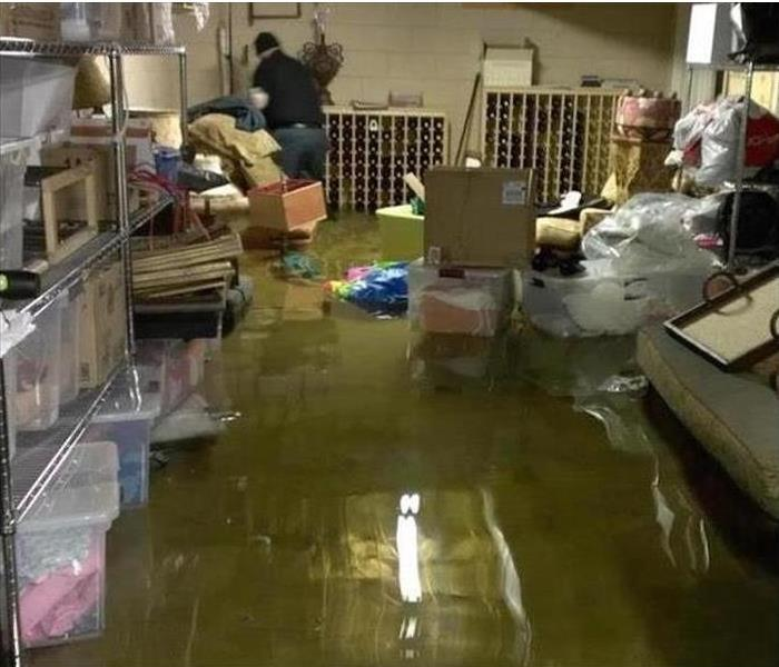 Water Damage Spokane Residents: We Specialize in Flooded Basement Cleanup and Restoration!