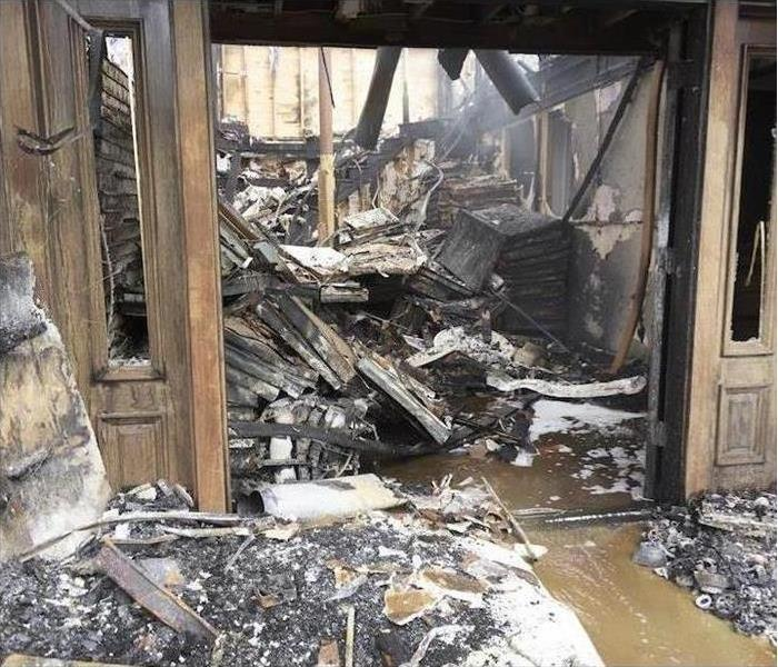 Commercial Commercial Fire Damage Cleanup in Spokane