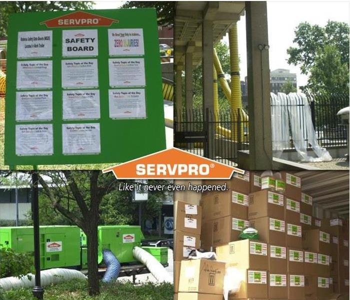 Commercial SERVPRO: Your Experts in Commercial Water Damage in Spokane, WA