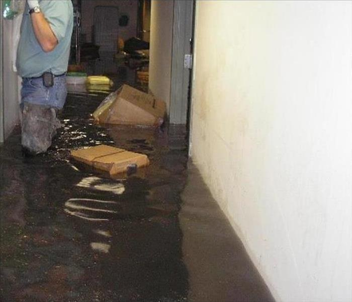 Storm Damage Spokane Residents: We Specialize in Flooded Basement Cleanup and Restoration!
