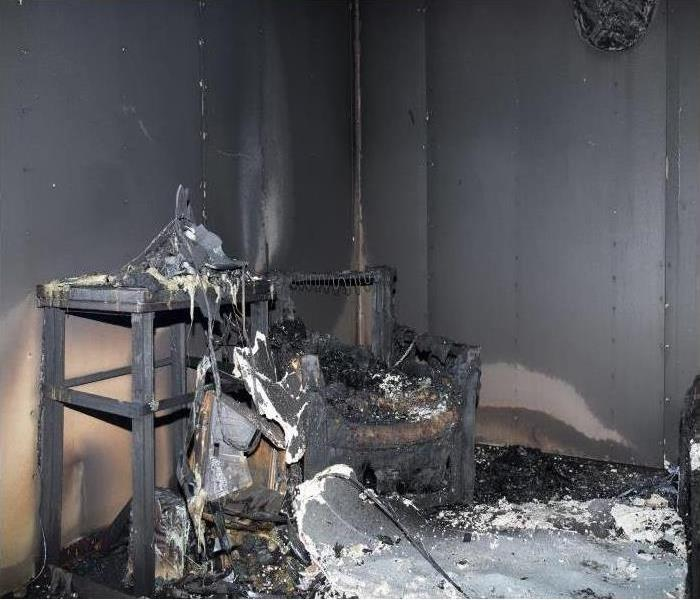 Fire Damage Choosing Relevant Cleaning Actions During Fire Damage Restoration In Spokane